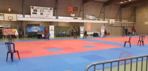 Championnat JKA Francophone Oct.2018
